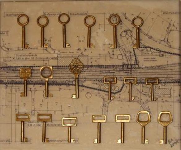 Goldene Schlüssel